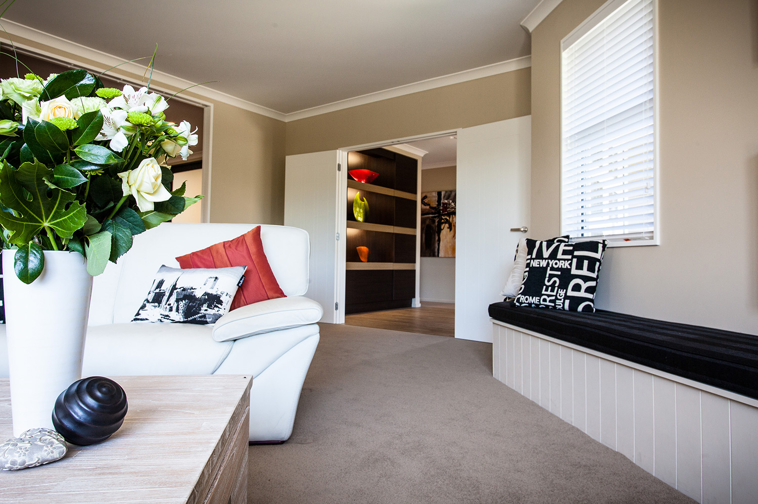 Winchester lounge room