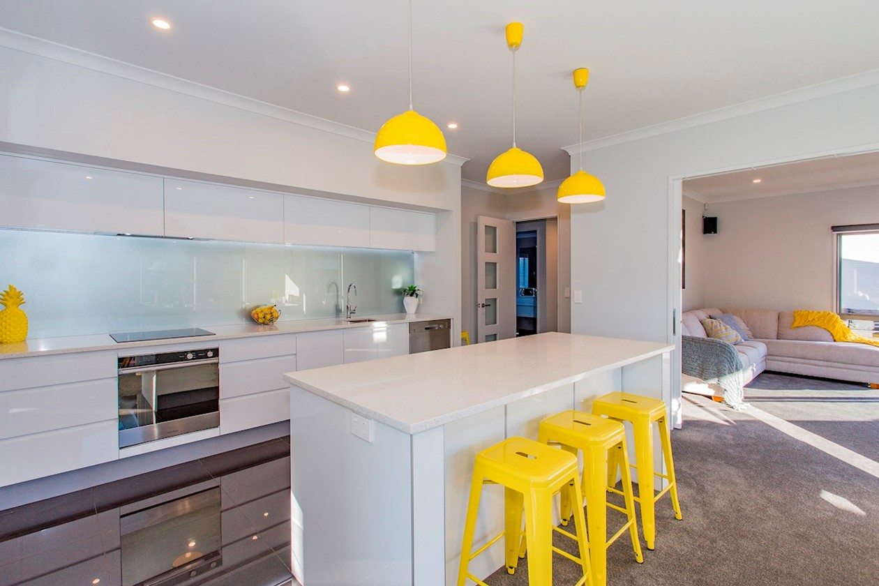 Today Homes house of the year entry kitchen