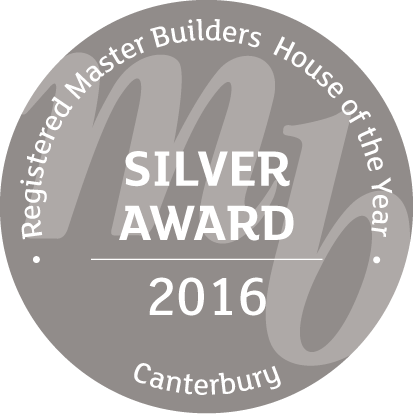 Today Homes house of the year silver award