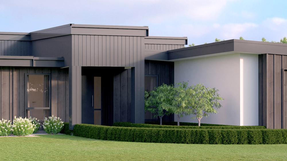 McKenzie Architectural Features