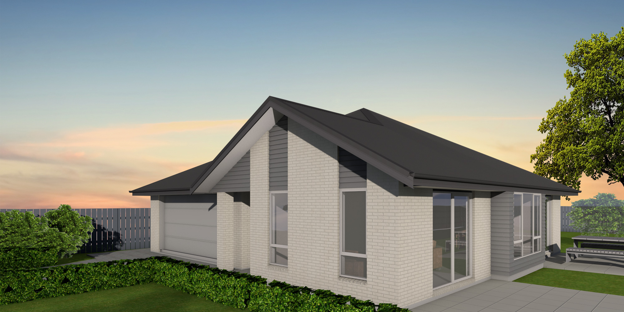 - The Tasman's living space is open and generous featuring a central entertainers kitchen and walk in pantry.