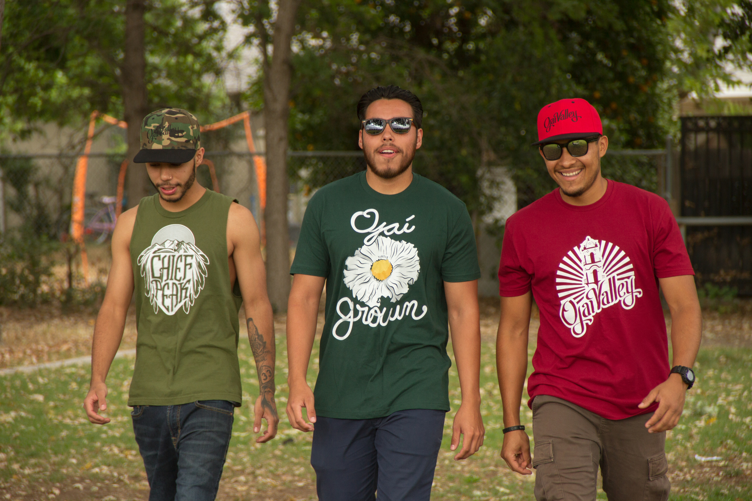 Ojai Shirts, Ojai Day Shirts, Ojai T-shirts, Ojai Tees