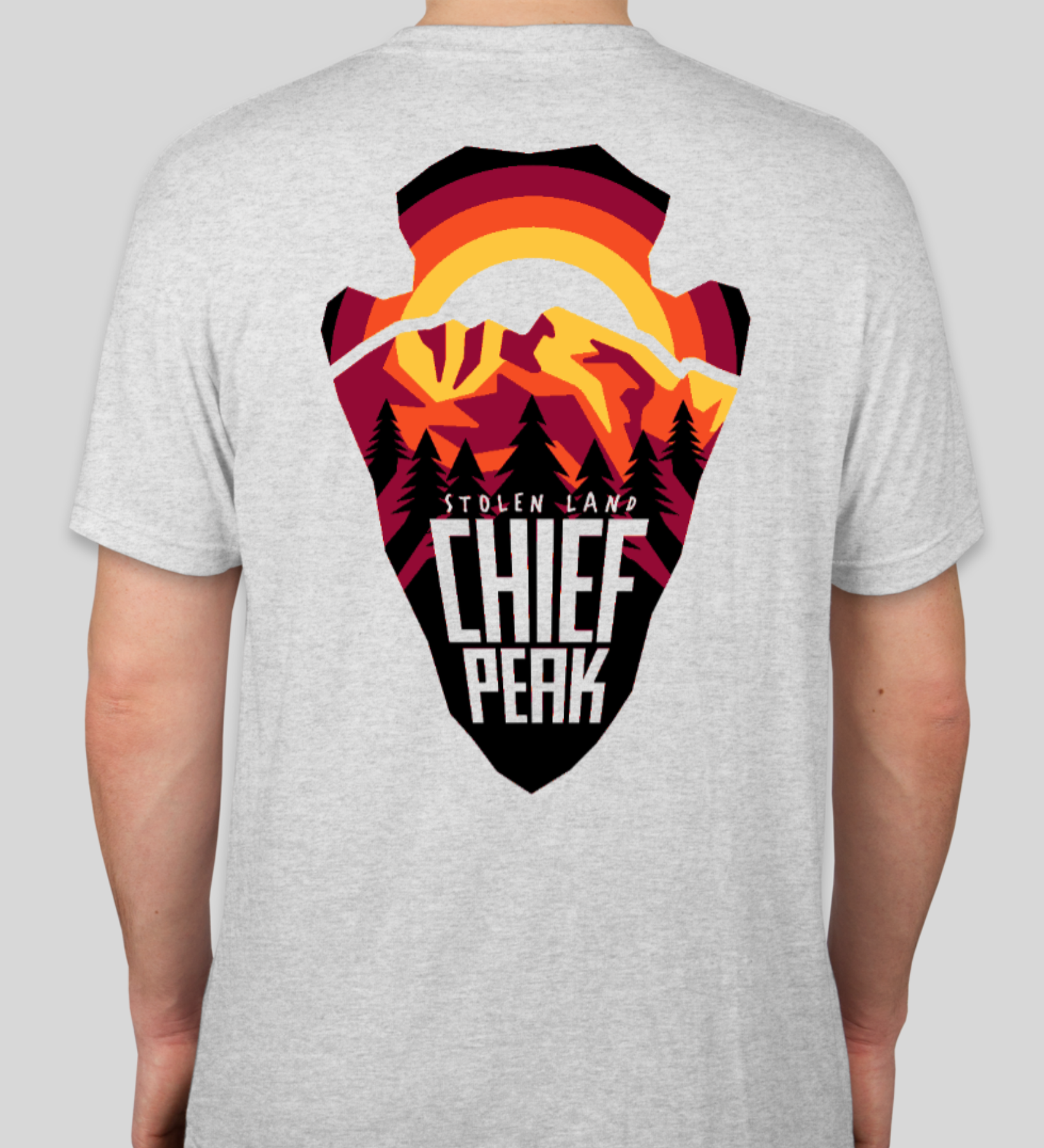 Martin Sosa Design Chief Peak Tshirt.png