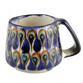 Beer mug made in  Guatemala  by  Lucias Imports