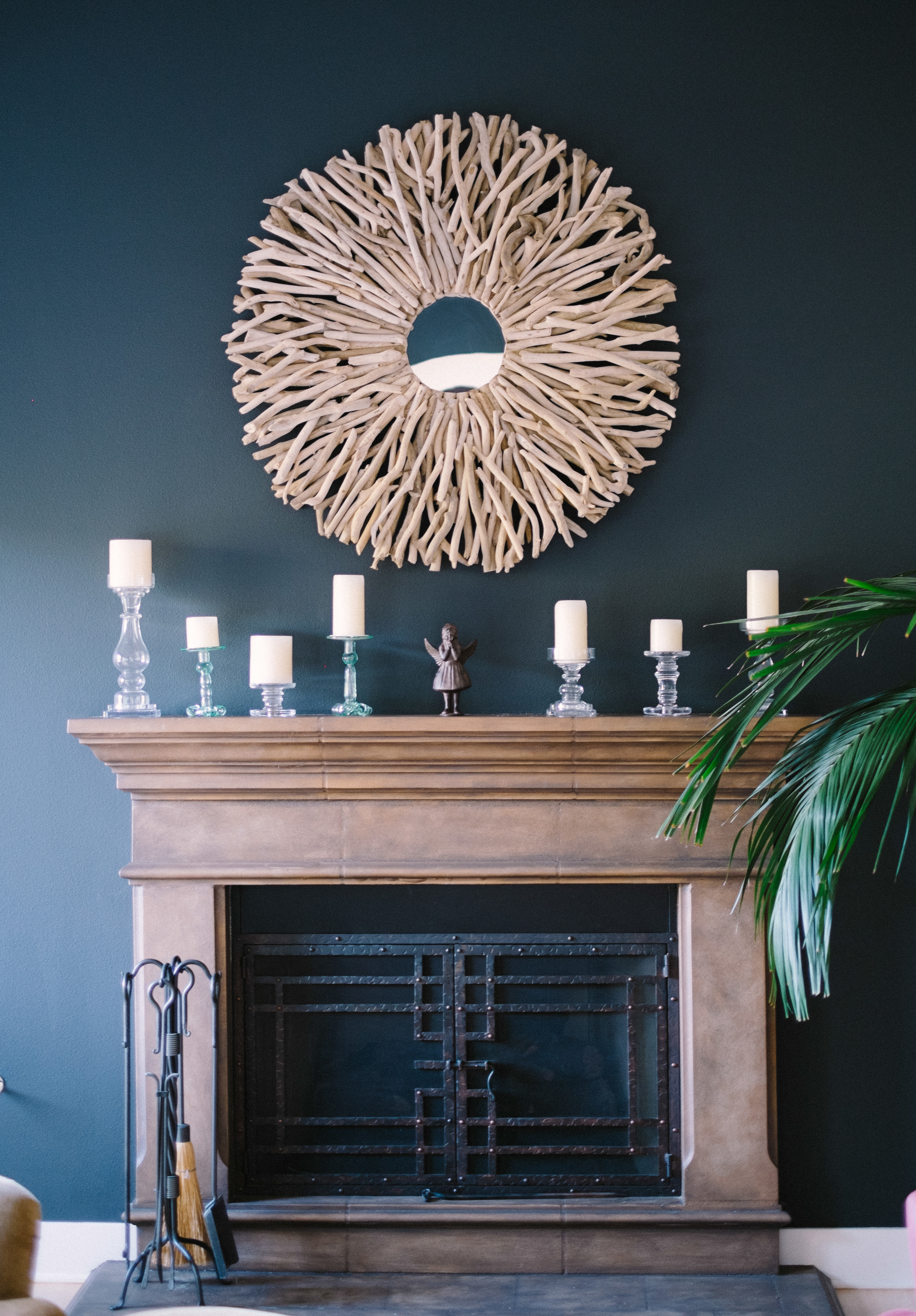 fire place as part of your home designs