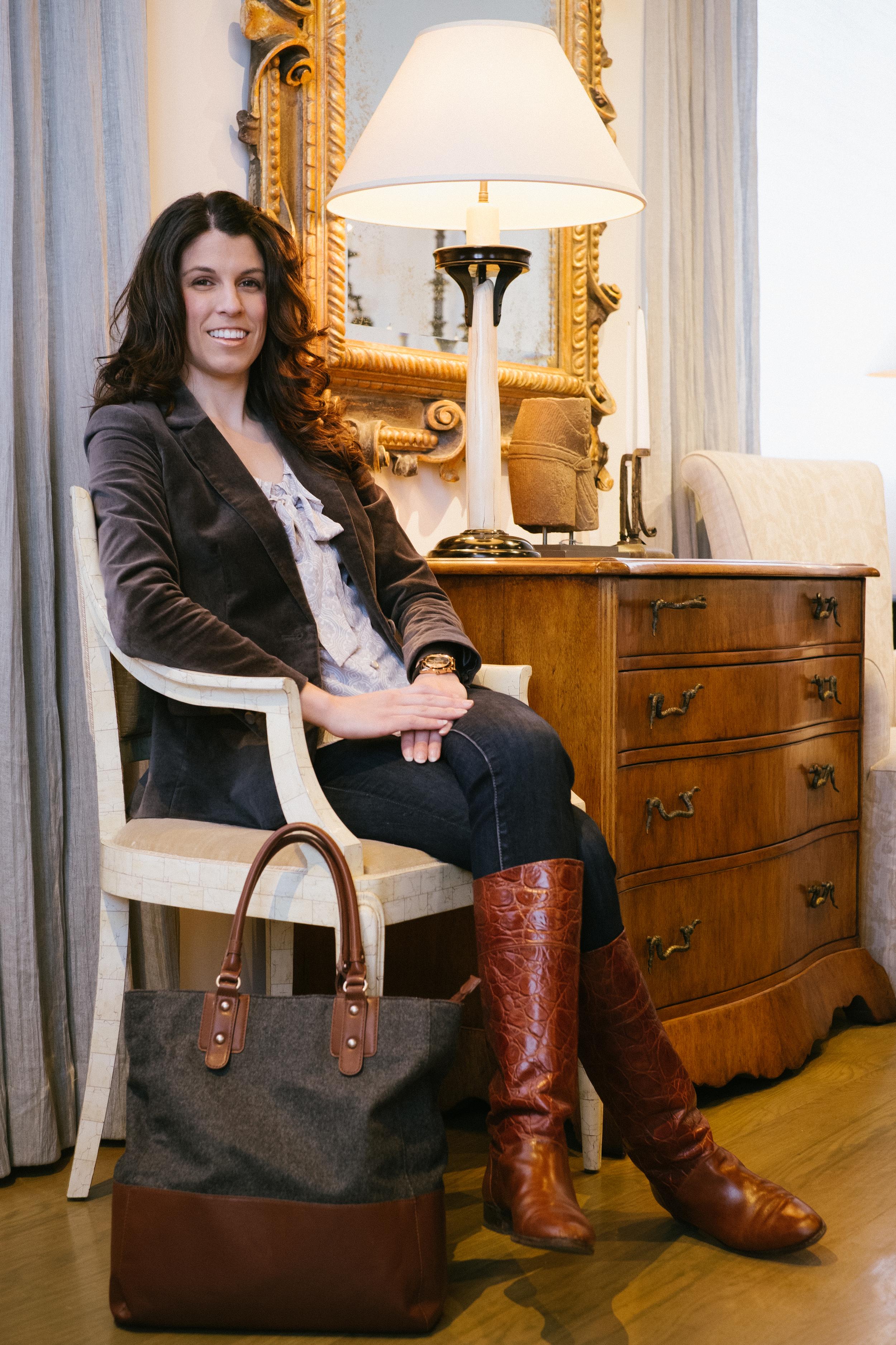 Jenny Girst, Principal Designer