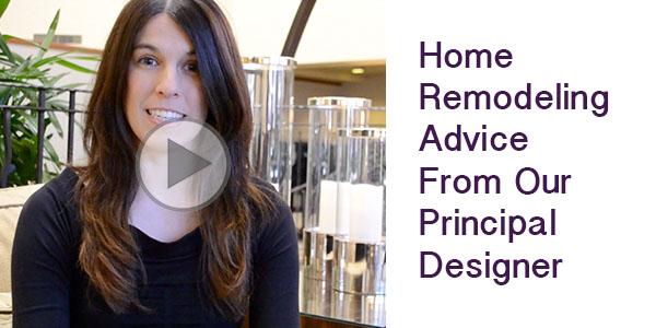 interior designer advice video
