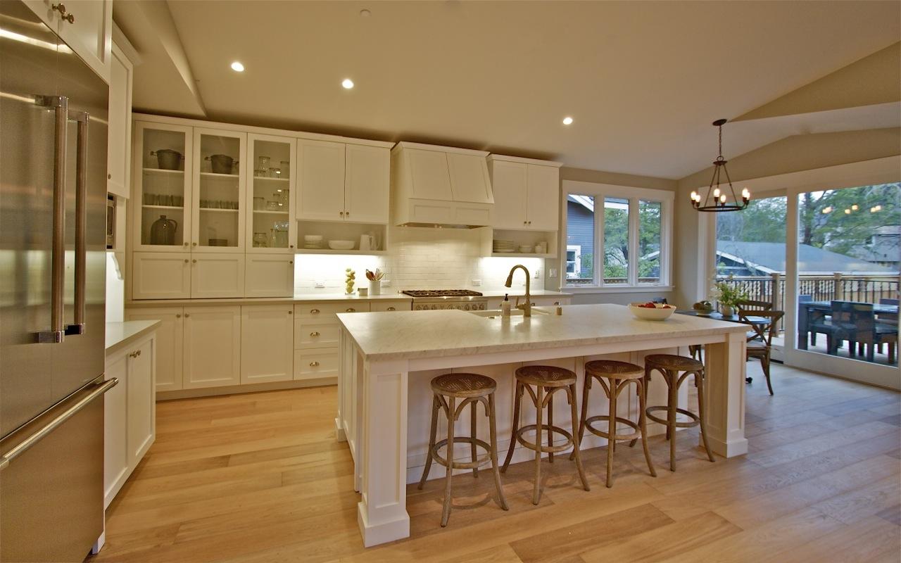 interior designer's take on an architect