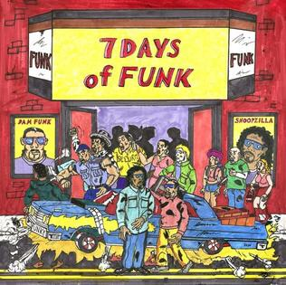 DâM-FunK and Snoopzilla's 7 Days of Funk