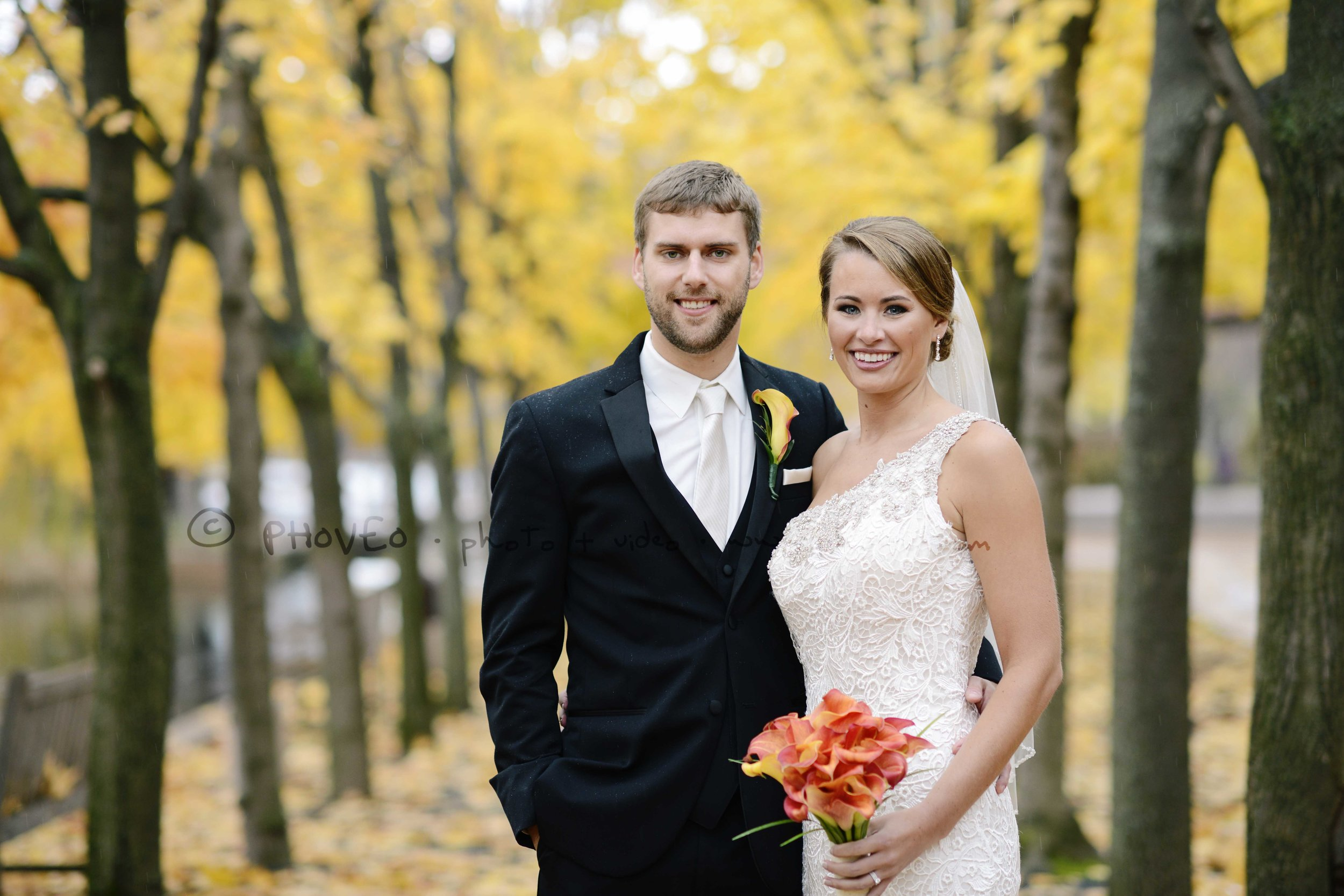 Christine + Luke | Prior Lake, MN