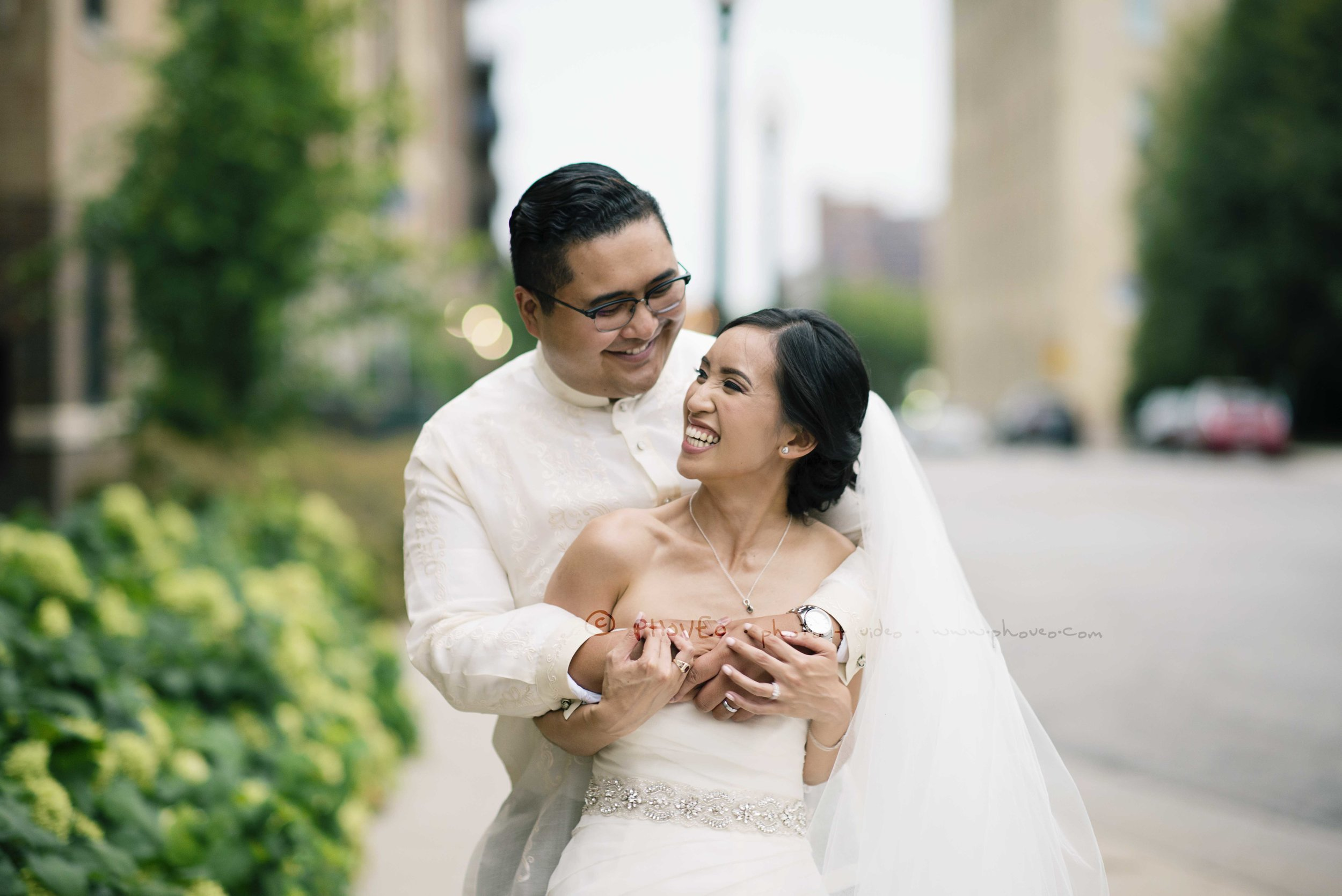 Nicole + Chris | Minneapolis, MN