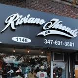 Riviano Threads    1148 Castle Hill Ave, Bronx, NY 10462  (845) 343-3430