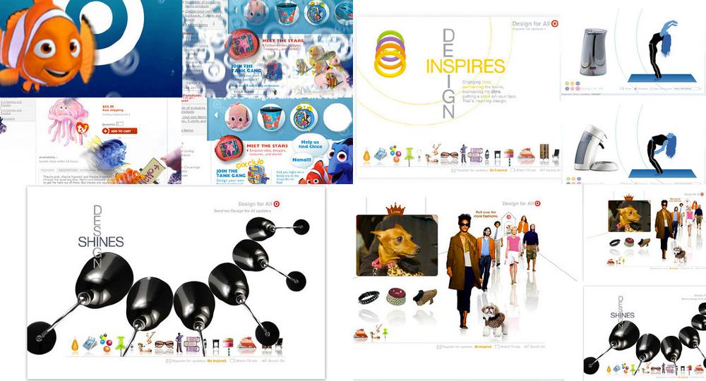 Target   ROLE:  Designer   Clent:  Target   Agency:  R/GA