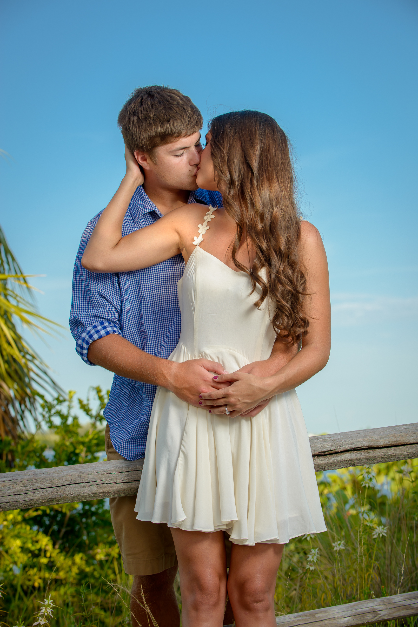 Brie and Jay-Fort Myers Beach Engagement Photos-Fort Myers Beach-0004.jpg