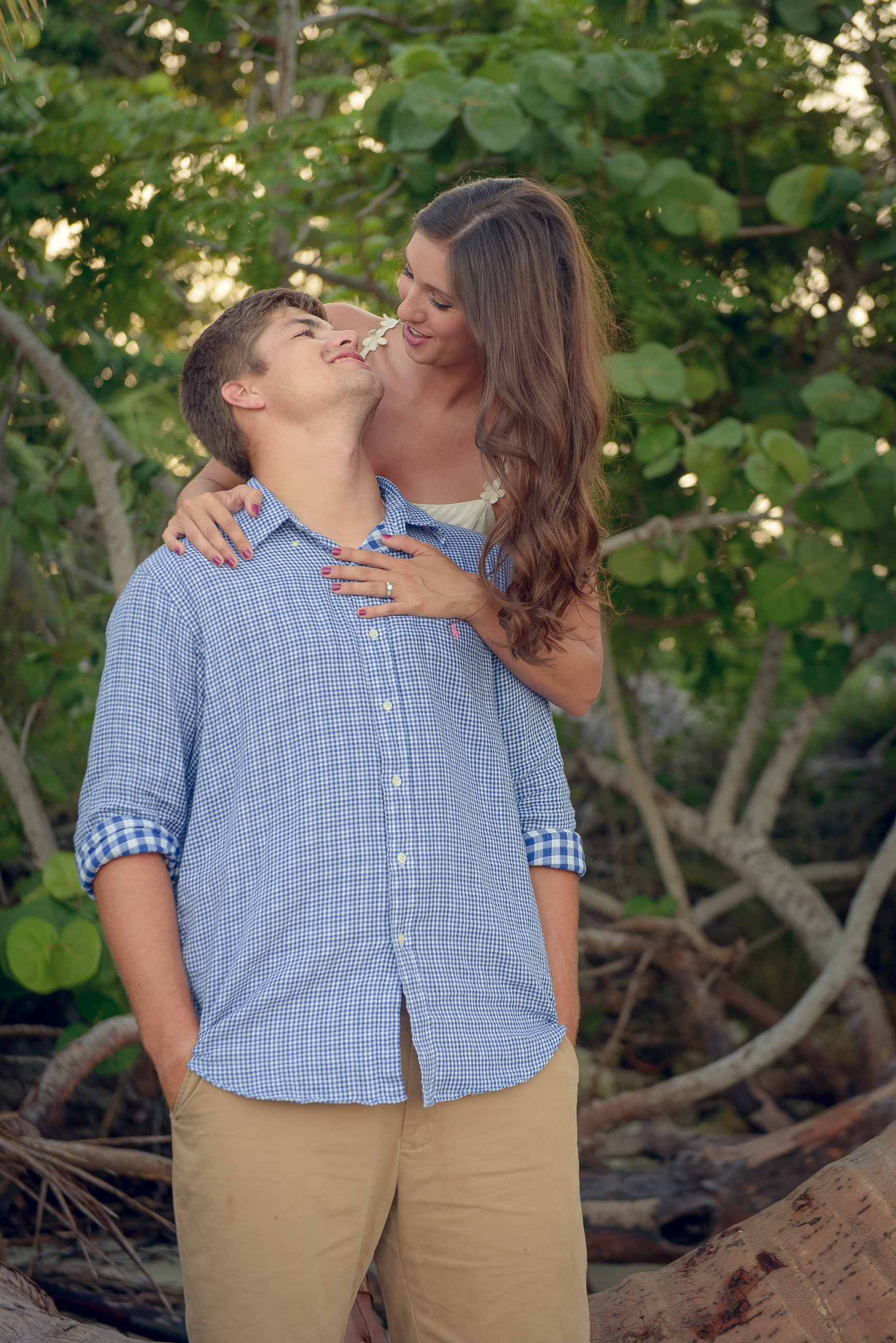 Brie and Jay-Fort Myers Beach Engagement Photos-Fort Myers Beach-0014.jpg