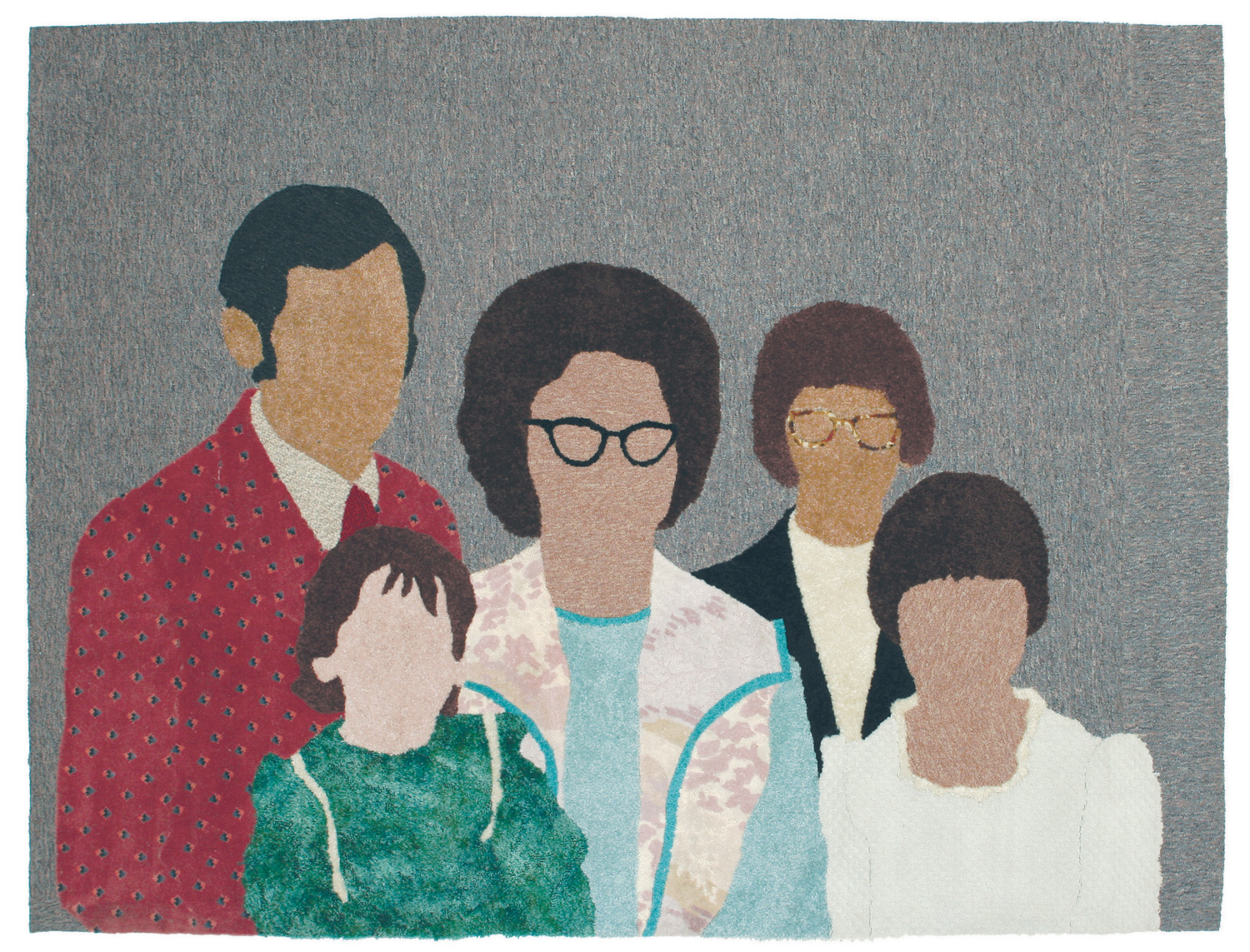 $2100 - Family circa 1976. Various carpets. 9' x 6'was $4,000 – Commissions available