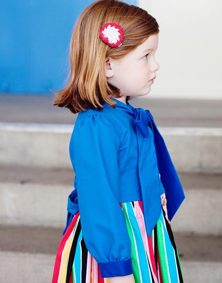 On Lily:  dress Misha Lulu