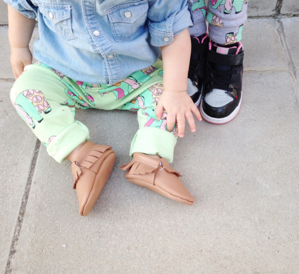 leggings  |  moccasins