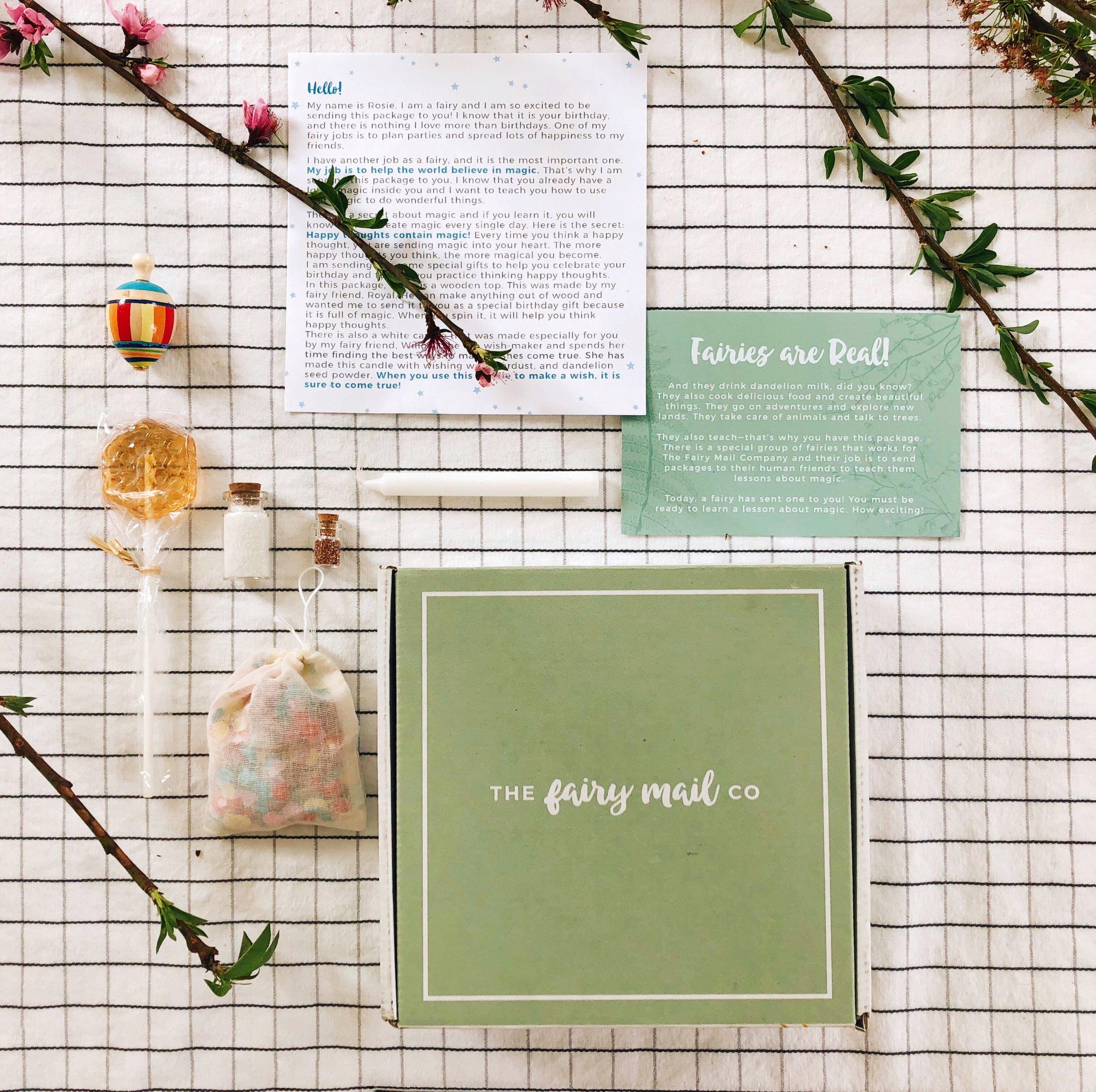 The Fairy Mail Co    @Its Rachelanne — mini style