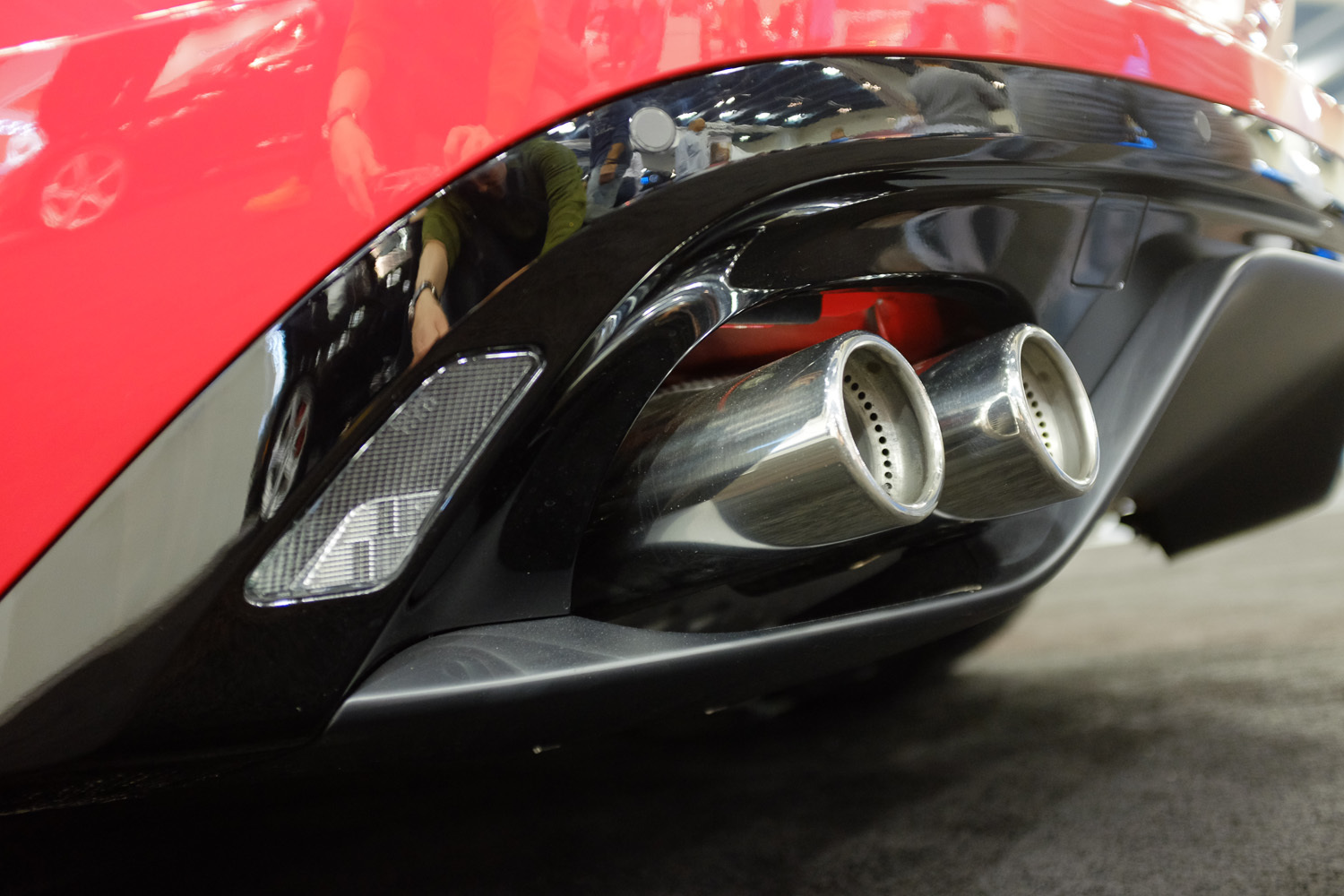 Jaguar F-Type Exhaust