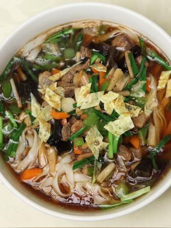 Qishan Noodles