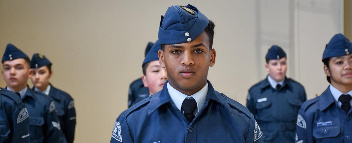 Uniform — 330 Danforth Tech Squadron