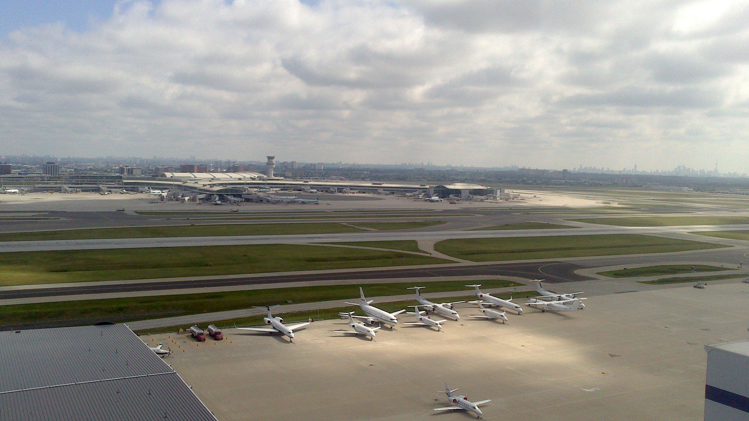 Pearson International Airport ATC