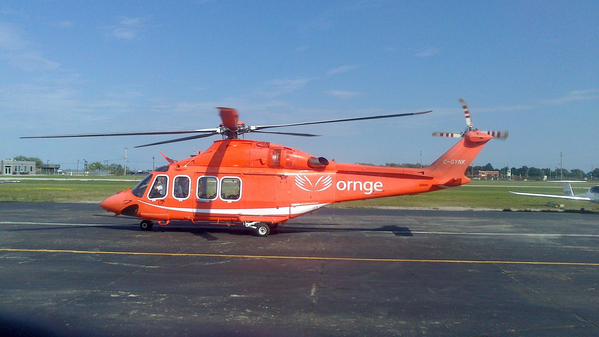 ornge's Air Ambulance