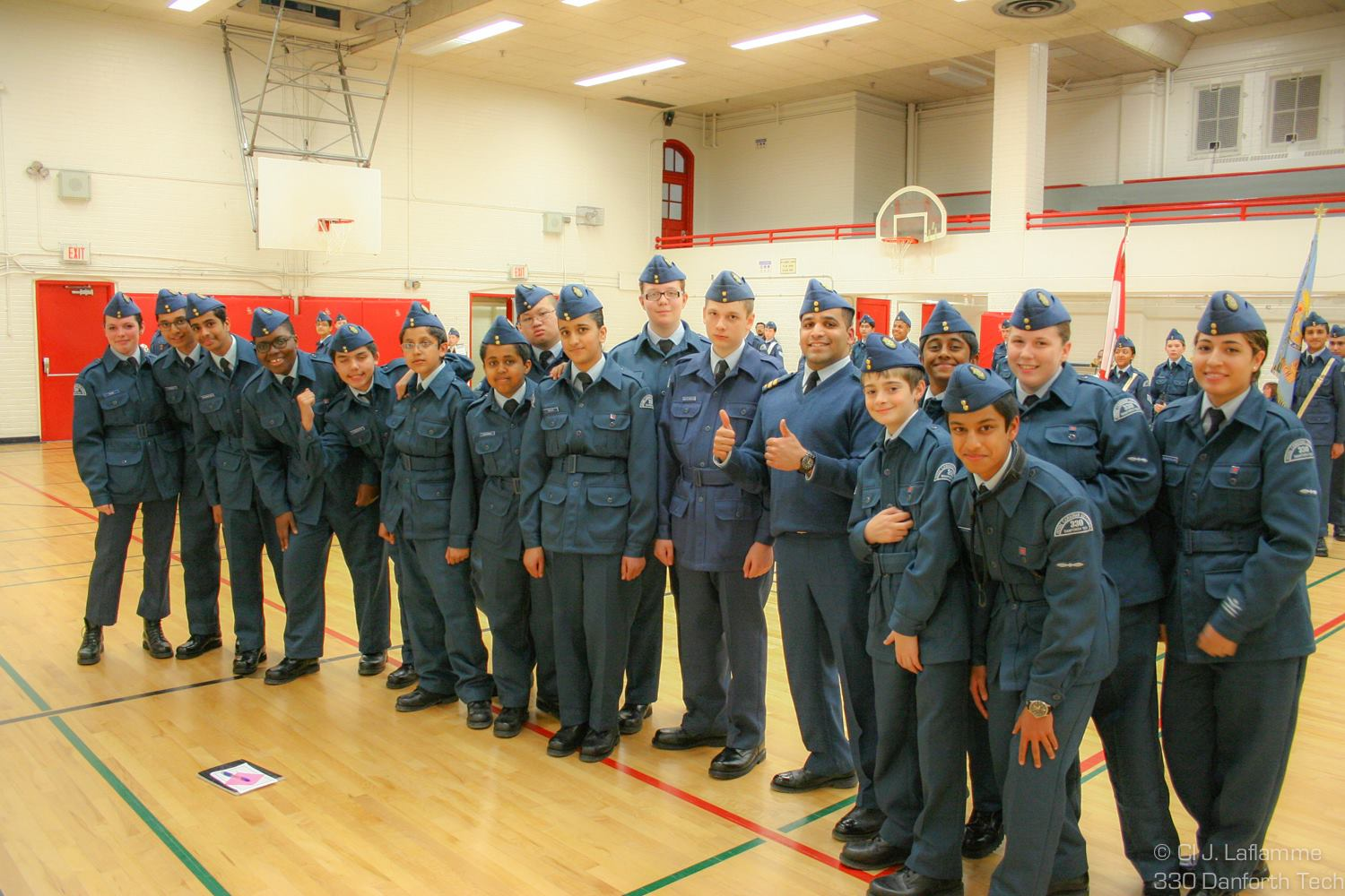 Cadet Promotions and Awards Night