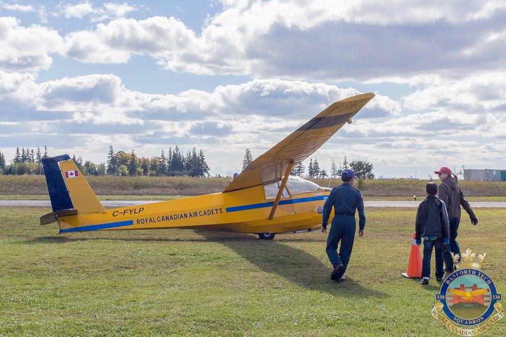 Fall Gliding Familiarization Day