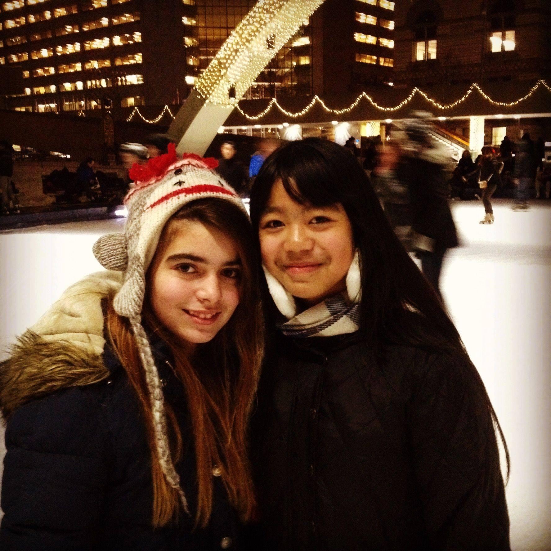 Holiday Skating Night   Nathan Phillips Square