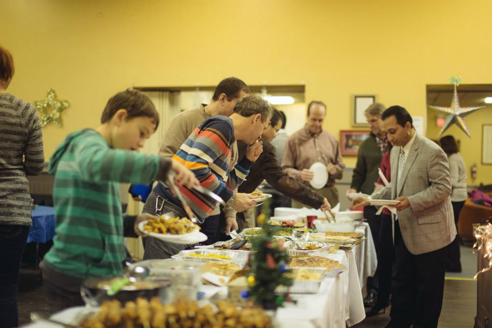 Annual Holiday Potluck Dinner