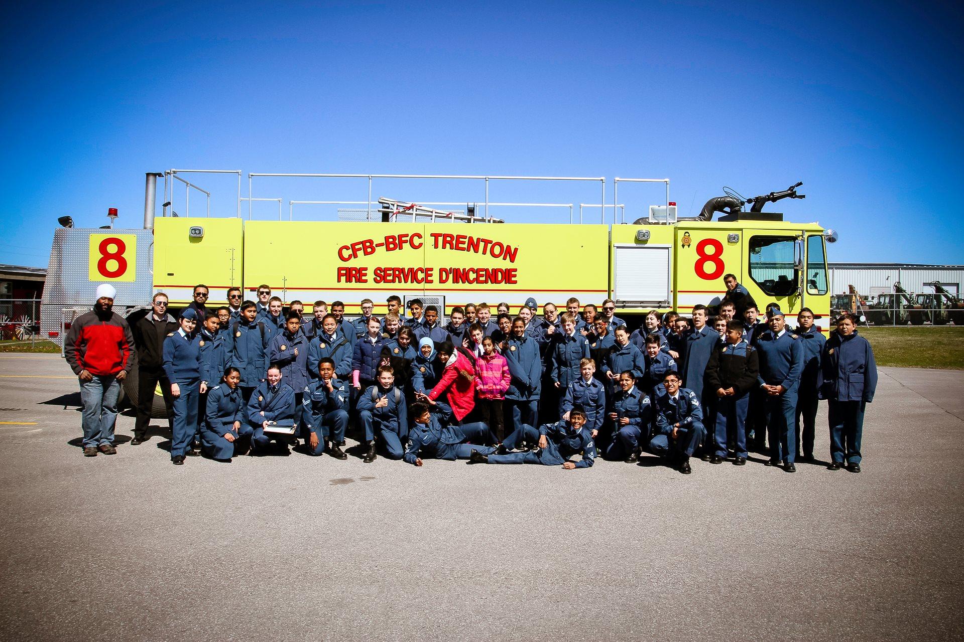 Canadian Forces Base Trenton Tour