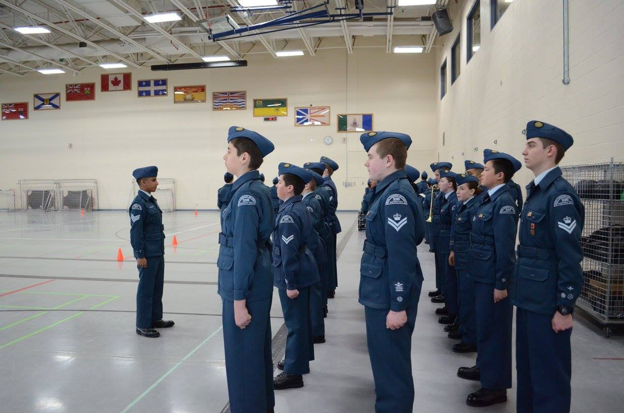 Band and Drill Competition   180 Mosquito Squadron Invitational