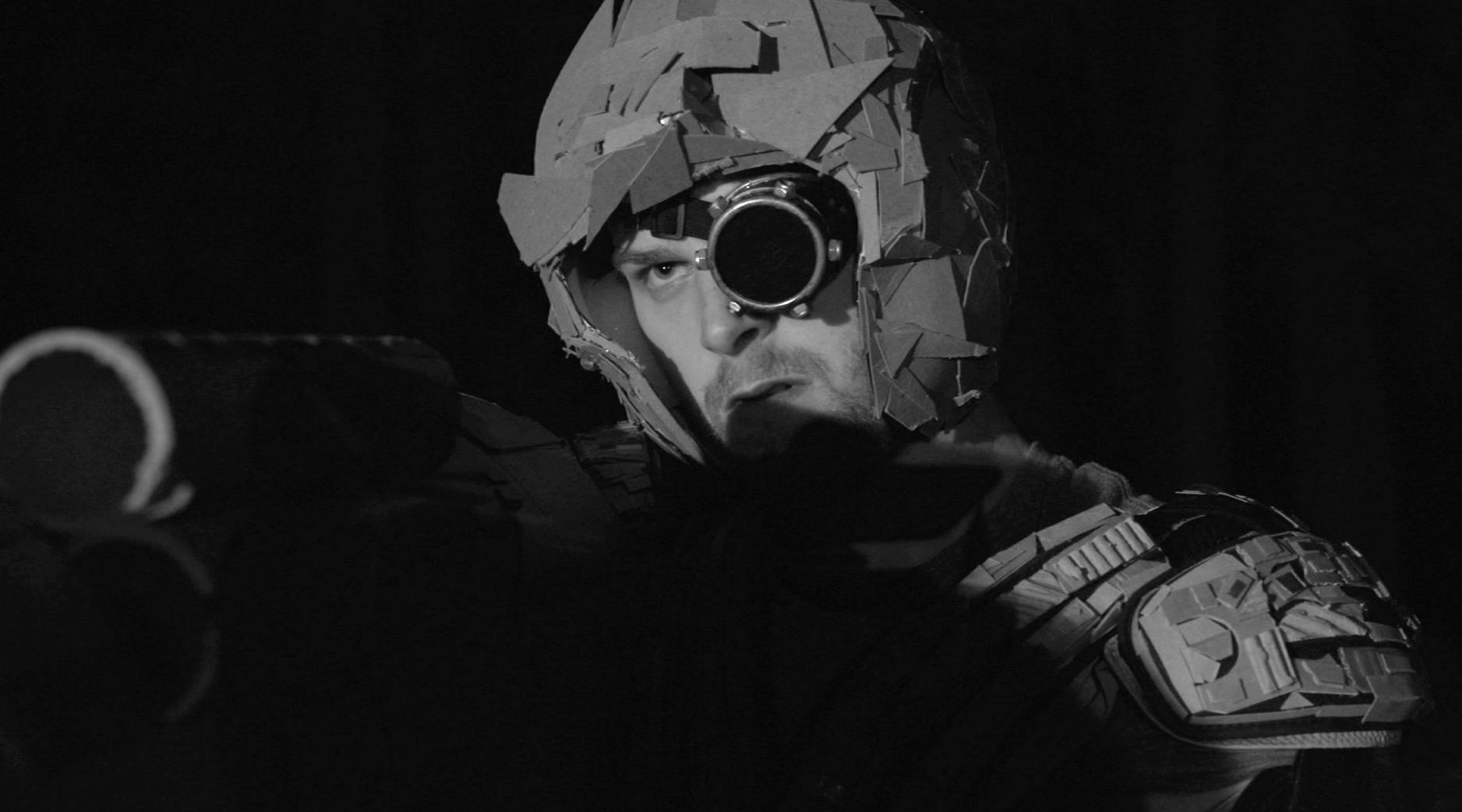 Jordan Funk - The Spaceman