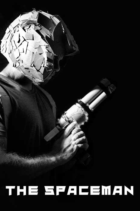 Josh Funk - The Spaceman - Film Poster