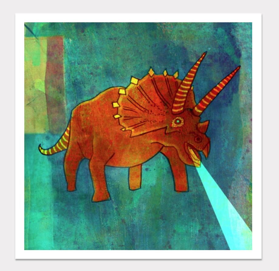 Orange-Dinosaur-Art-Josh-Funk.jpg