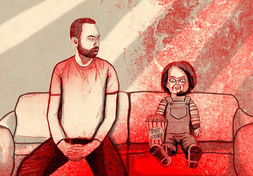 Chucky Nightmares