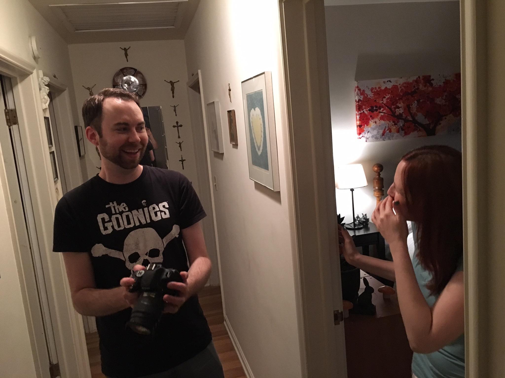 Josh Funk Directing Brigette