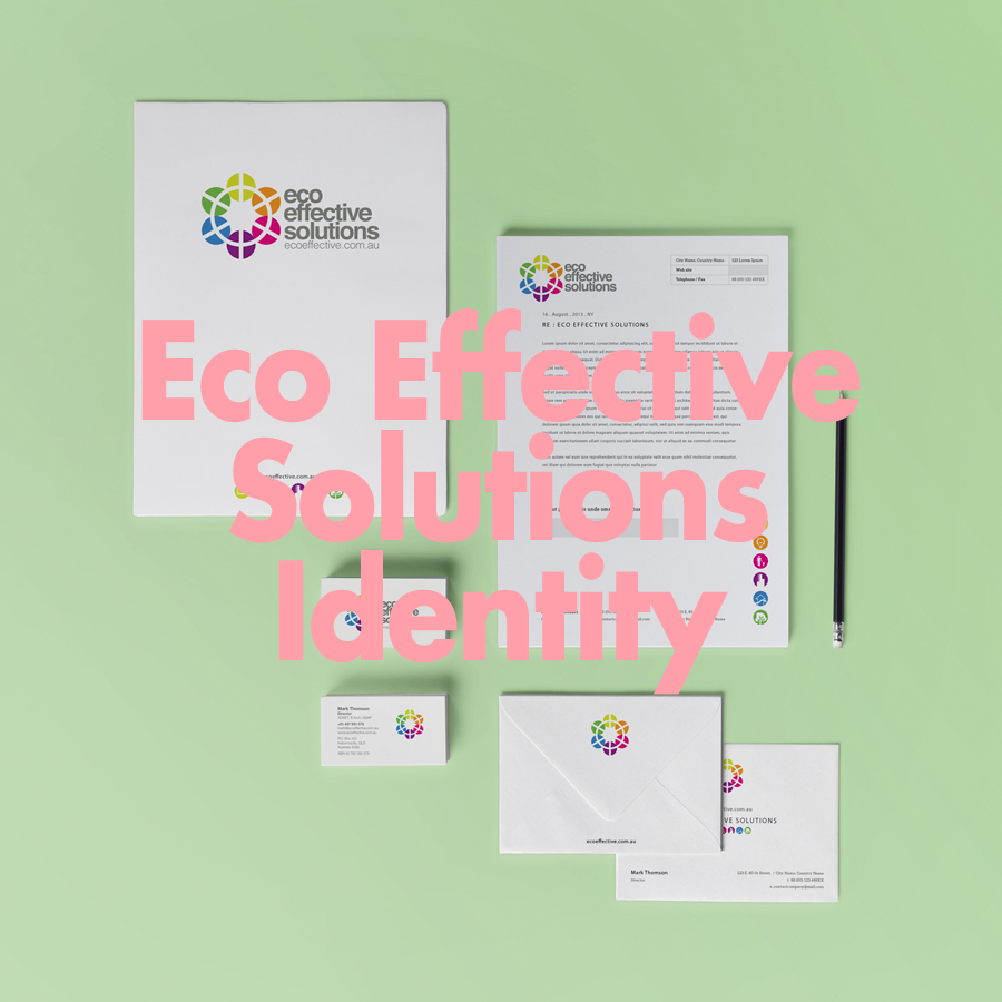 Eco Effective Solutions Identity
