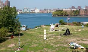 Socrates Sculpture Park  Queens, NY  Always free. Great views of the city, lots of sculptures, beautiful park.