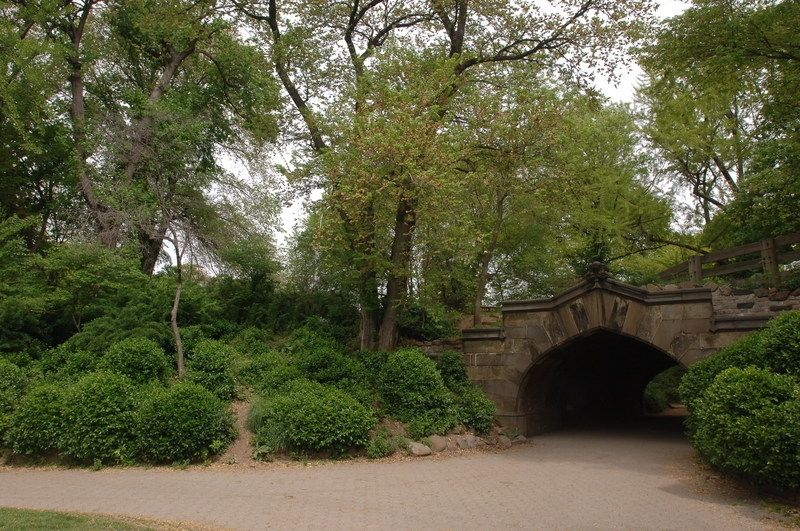 Prospect Park. Make sure to stop by the  NaturalExploration Area for some climbing, hiding, and running around. Look at all things blooming. Go on a nature scavengerhunt.