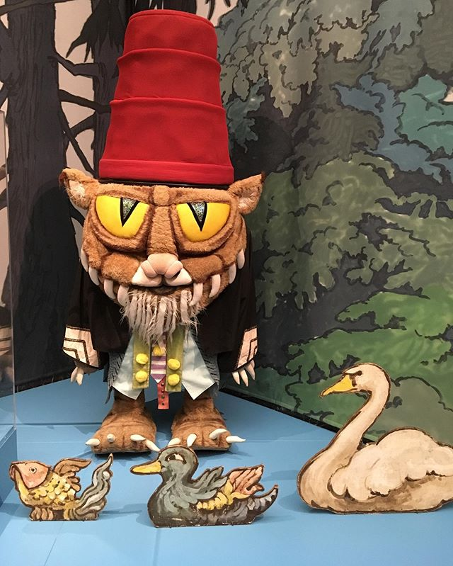 Just 2 more weekends to see the magical Maurice Sendak show at the Morgan Library.