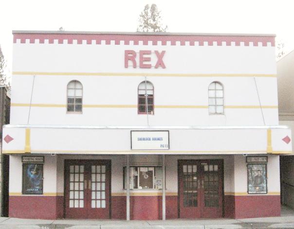 Rex Theatre - Thompson Falls, MT