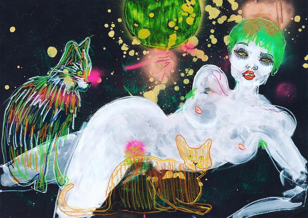 KirstyMcKenzie_'Cosmic Cat Lady'_sm.jpg