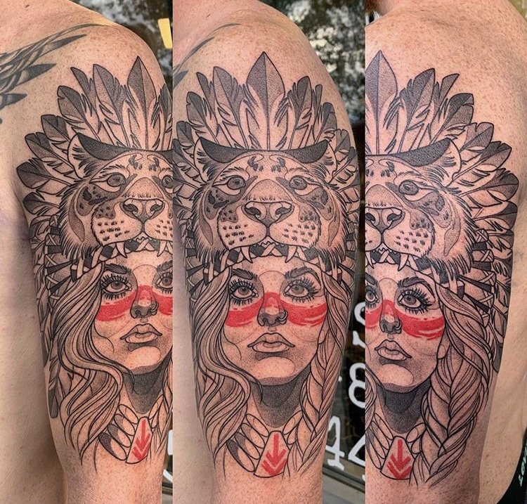 15 Inclusive Female Tattoo Artists You Should Know About By Juliet Poucher Vol Up 2 How to make sure you get a tattoo you'll love forever. 15 inclusive female tattoo artists you