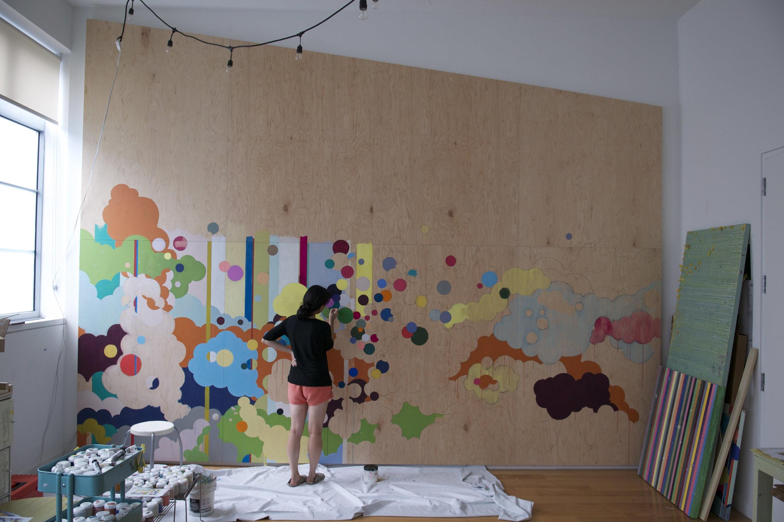 Suzy Studio, New York, 2015