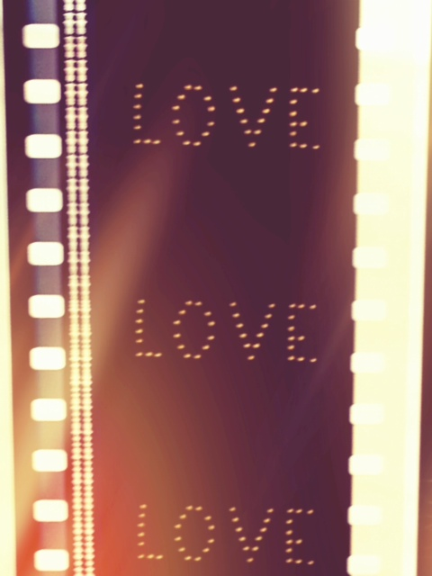One of my resolutions? Spread the LOVE! And do more film photography!