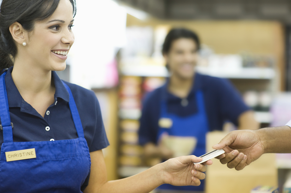 Your next amazing staff member may come from a local retailer.