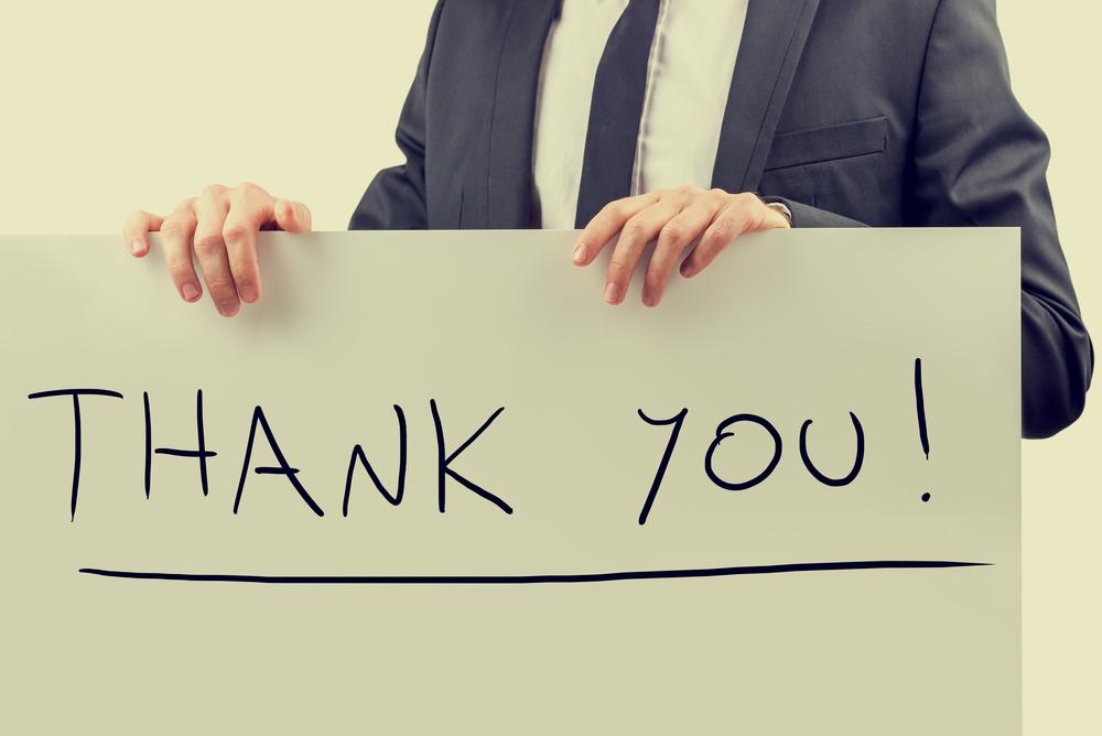 thankyou referrals
